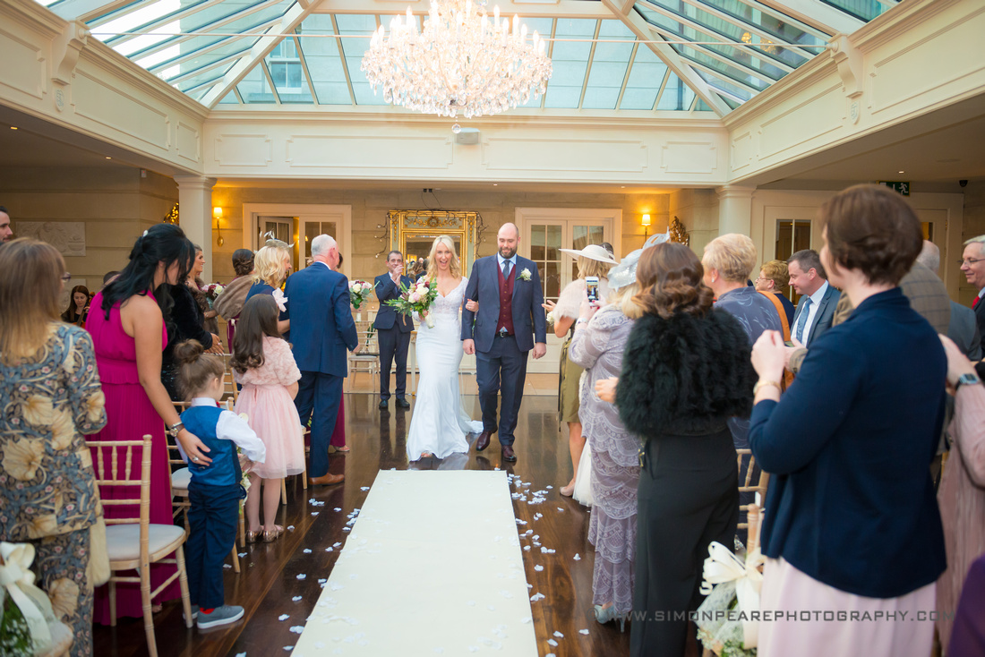 Jennifer and Neil Wedding Photograph, Tankardstown House, Co Meath