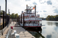 Fine Art Photograph and Print of the Steamboat on the Mississippi River, Montgomery Alabama