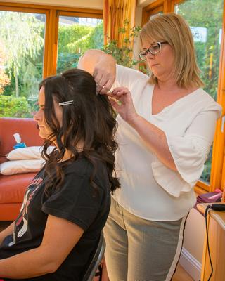 Wedding Hair Stylist Marina O'Callaghan