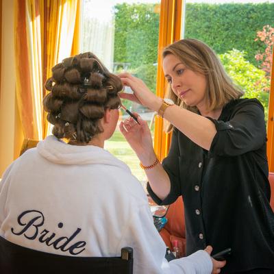Wedding Make Up Artist Kellie Fitzgibbon