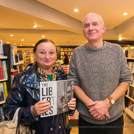 """The Liberties"" Book Launch with Maurice Curtis, Arnotts Henry St. Event Photographer Simon Peare"