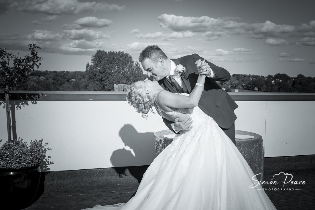 Wedding Photography in Ireland. Classic Black & White and Colour Images