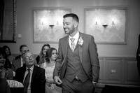 Sarah and Paul Wedding Photographs Royal Marine Hotel Dun Laoghaire