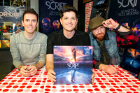 "The Script New Album Launch ""Sunsets & Full Moons"""