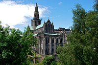 Fine Art Photograph and Print of Glasgow Cathedral, Scotland