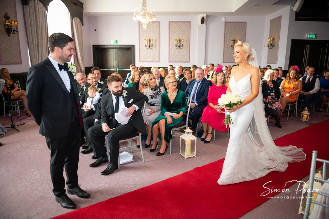 Wedding Photos Clontarf Castle - Deirdre and Pauric