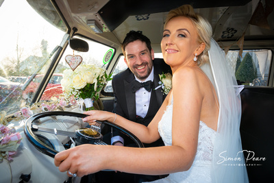 Deirdre and Pauric Wedding Photos Clontarf Castle. In Dublin You Are Spoiled For Choice in Great Wedding Venues
