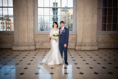 Nichola and Robert Wedding Photographer Testimonial. Venue: Dublin City Hall and Morrisson Hotel.