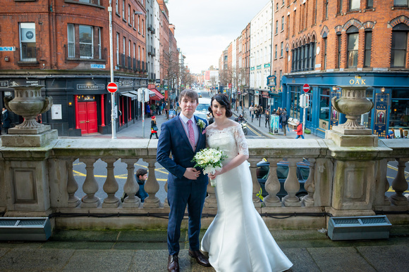 Nichola and Robert Getting Married in Dublin City Hall and Morrisson Hotel. Getting Married in Dublin City Centre is Always Special
