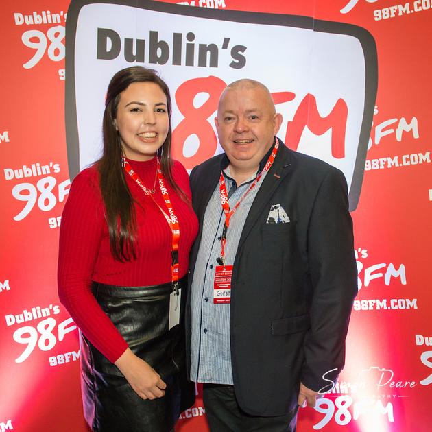 The 98FM Best of Dublin Awards, Royal Hospital Kilmainham Dublin Event Photographer Simon Peare www.simonpearephotography.com