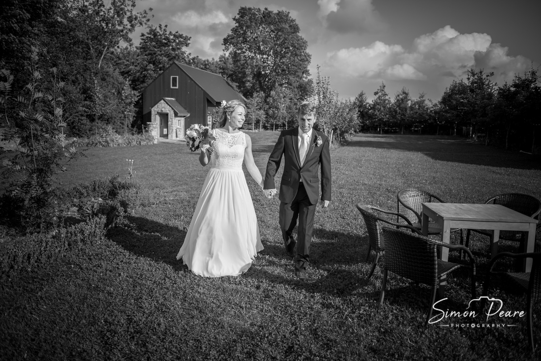 """Wedding Photography Testimonial from Joan & Ger at the Angler's Rest Dublin.  """"We are absolutely delighted with the quality of the photographs."""""""