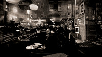 Fine Art Photograph and Print of Square Pegs, Front Bar, Whelan's Wexford St., Dublin