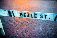 Fine Art Photograph and Print of Beale St. Memphis Tennessee by Dublin Photographer Simon Peare
