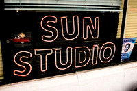 Fine Art Photograph and Print of Sun Studio Memphis Tennessee by Dublin Photographer Simon Peare