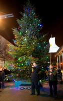 Unwrapped. Official Lighting of Tallaght's Christmas Tree