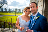 Gill and Danny Wedding Photos - Tankardstown House, Co. Meath - Wedding Photographer Simon Peare