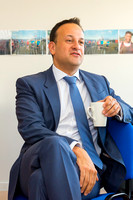 Event Photography Dublin - Taoiseach Leo Varadkar Visit to Luttrellstown Community College