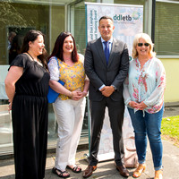 Taoiseach Leo Varadkar Blanchardardstown Adult Education Service