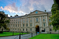 Fine Art Photograph and Print of Trinity College Dublin, Ireland For Sale