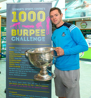 Event Public Relations Photography Dublin. 1000 Burpee Challenge Stewart's Sports Centre, Palmerstown, Dublin