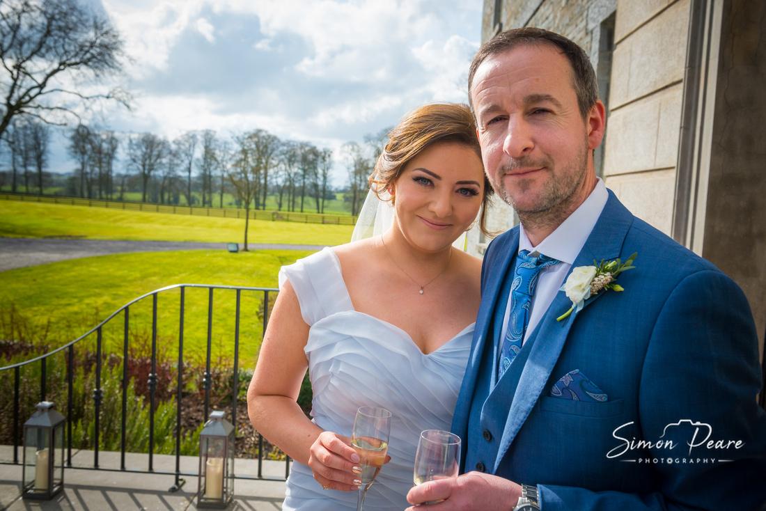 Gill & Danny Wedding Photos April 1st 2018 - Wedding Photographer Simon Peare